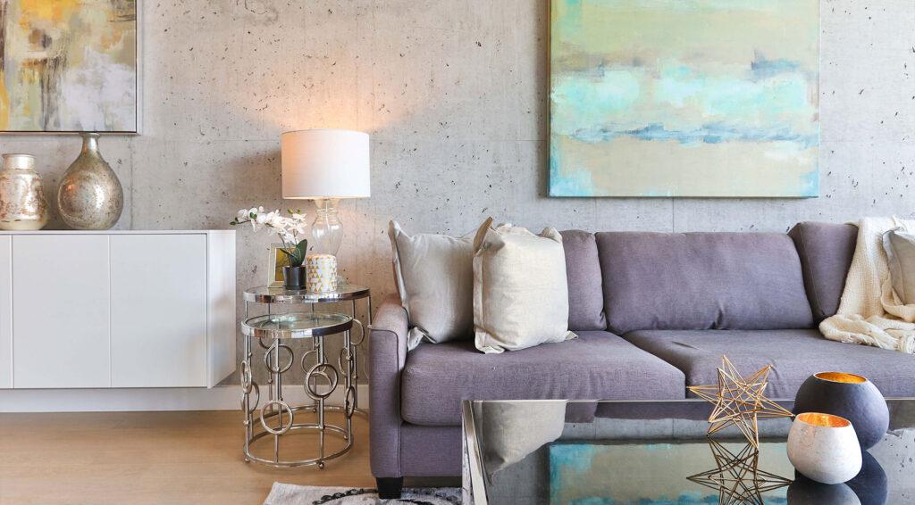 Nappali kanapé design