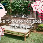 kerti bútor ötletek